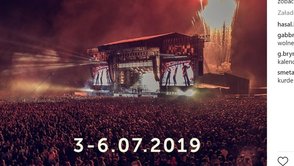 Open'er Festival 2019: ostatnie ogłoszenia to SZTOS