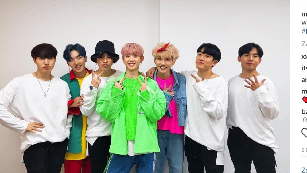 K-POPowy boysband śpiewa POCZĄTEK. Podsiadło i Kortez powinni być dumni?