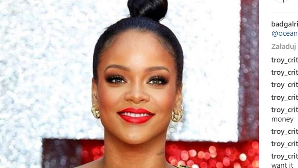 Rihanna została politykiem. Zupełnie serio! Za co teraz odpowiada?