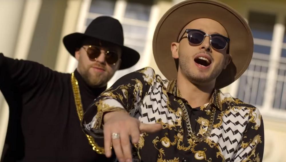 Łobuzy - Zbuntowany Anioł to hit! Ponad 4 miliony w miesiąc!