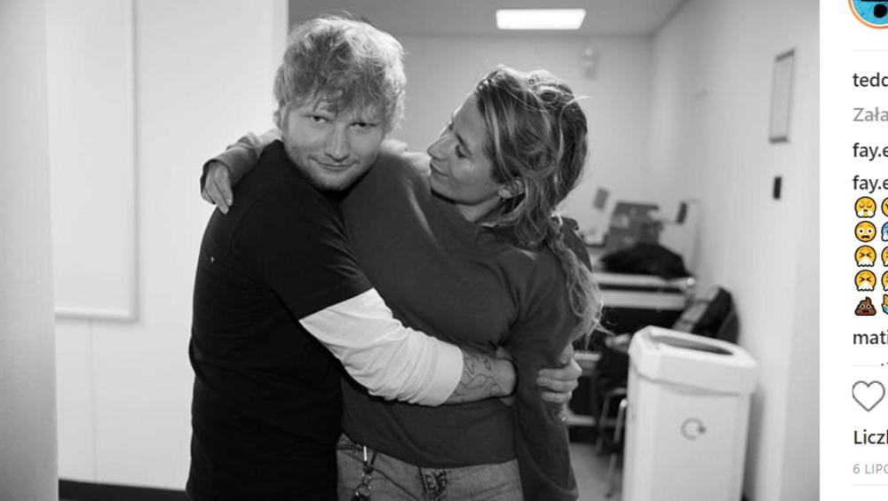 Ed Sheeran: ślub potwierdzony! Oto żona Eda Sheerana [ZDJĘCIA, VIDEO]