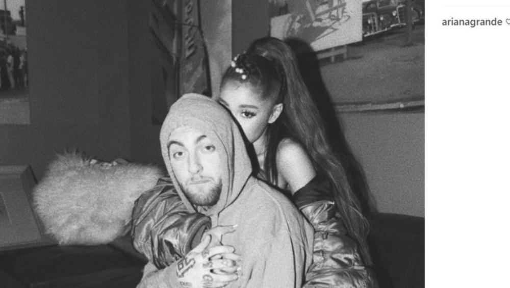 Mac Miller: Fani obwiniają Arianę Grande o śmierć rapera