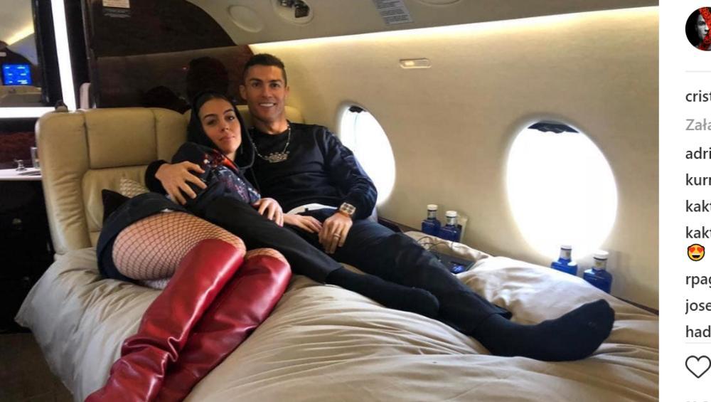 Cristiano Ronaldo bierze ślub! Znamy szczegóły ceremonii