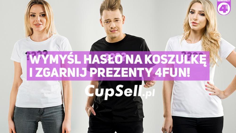 KONKURS Z CUPSELL.PL