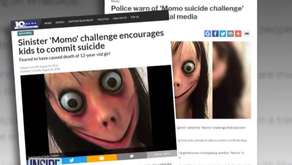 MOMO Challenge – niebezpieczne wyzwanie dotarło do Polski. Na czym polega?