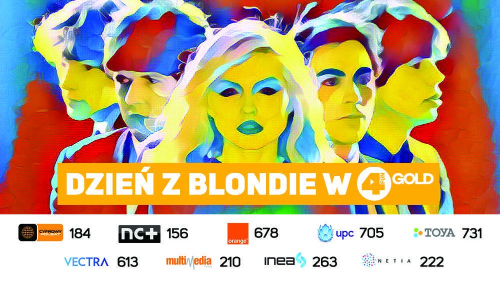 Dzień z Blondie w 4FUN GOLD