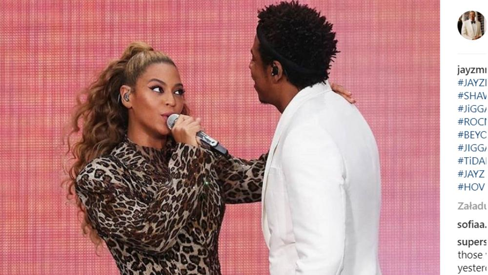 Beyonce i JAY Z – groźny incydent na scenie! VIDEO