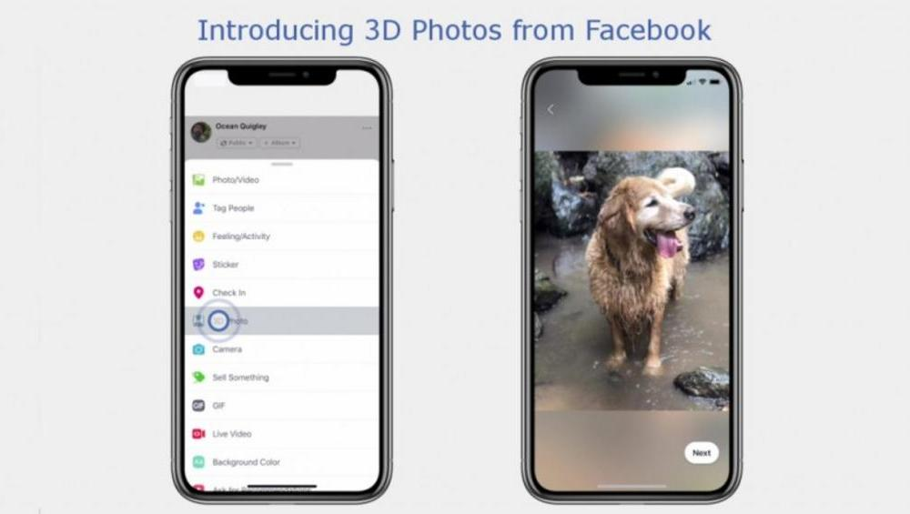Facebook: zdjęcia 3D to rewolucja! Masz już tę opcję?