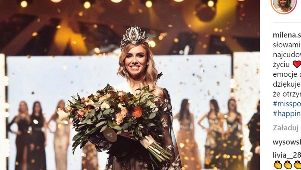 Milena Sadowska: kim jest nowa Miss Polonia? ZDJĘCIA