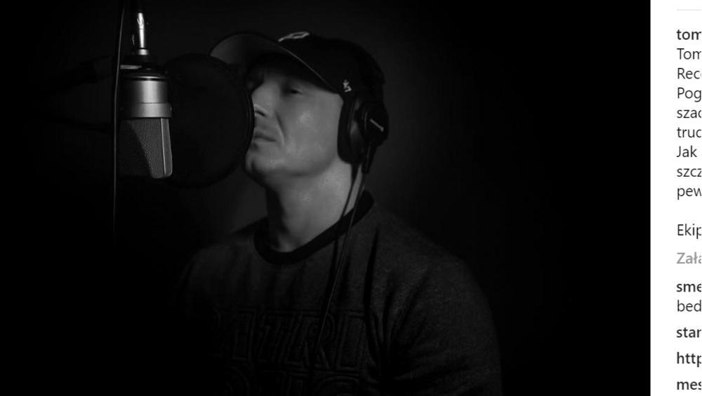 Chada – film Proceder o życiu i śmierci rapera. Zobacz zdjęcia z planu