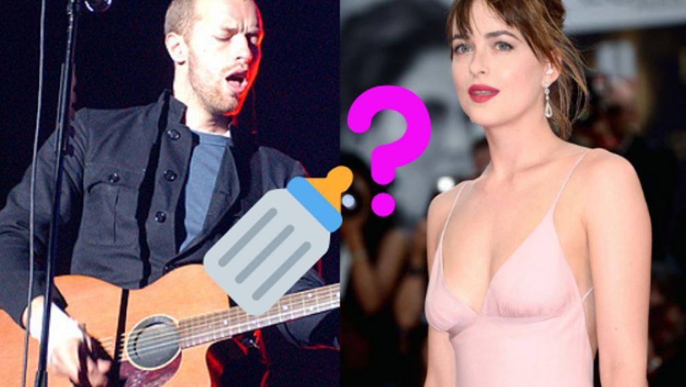 Dakota Johnson i Chris Martin są w ciąży? Zdradził ich ten szczegół!