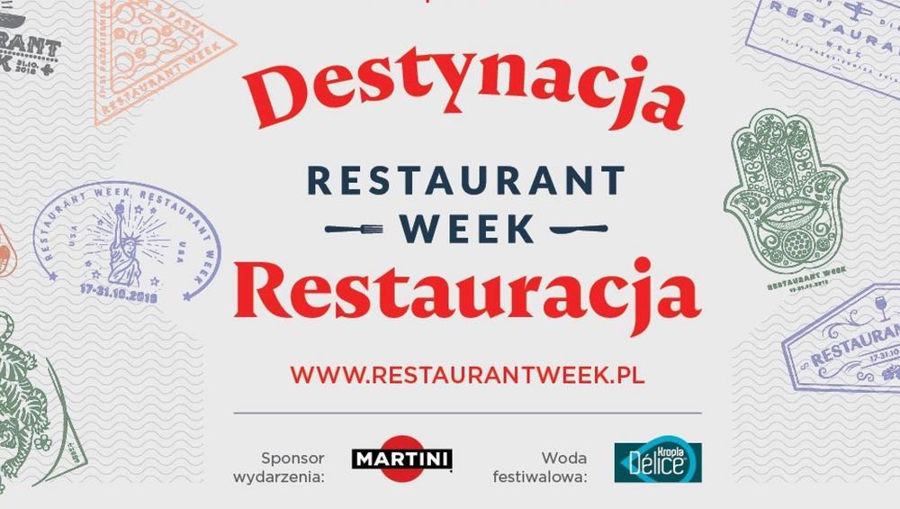 Startuje Restaurant Week Polska. Jedz i... zgarniaj nagrody!