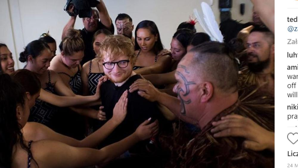 Ed Sheeran AKTOREM! W jakim filmie zagra?