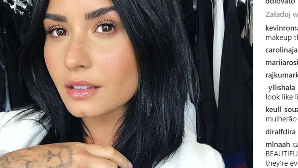 Demi Lovato: wstrząsające wyznanie o śmierci Mac Millera