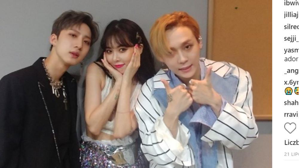 E'Dawn i Hyuna WYRZUCENI z Cube Entertainment? Co się stało?