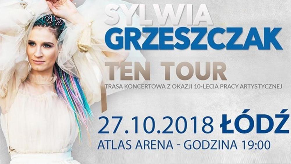 Sylwia Grzeszczak świętuje 10-lecie. Wygraj zaproszenia na koncert!