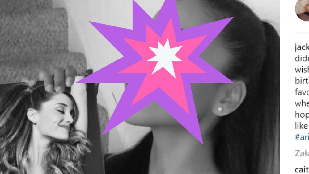 Ariana Grande ma sobowtóra! Zobaczcie fotki Jacky Vasquez
