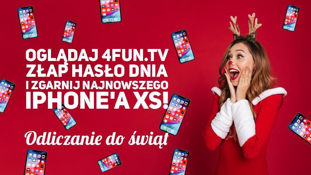 ODLICZAJ Z NAMI DO ŚWIĄT I WYGRAJ IPHONE'A XS!
