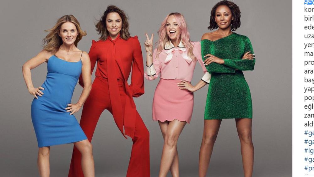 Spice Girls znowu razem! Będzie koncert w Polsce?