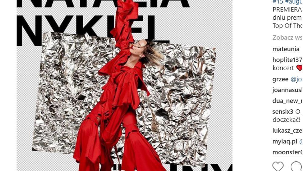 Natalia Nykiel – Łuny: nowa piosenka już w sieci!