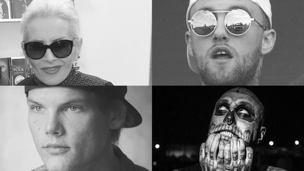 Odeszli w 2018: Avicii, Mac Miller… Kto zmarł w ostatnim roku?
