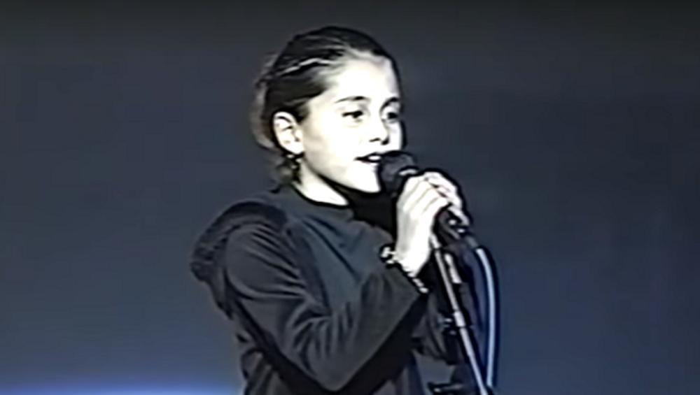 Ariana Grande jako 8-latka. Miała już zadatki na gwiazdę? VIDEO