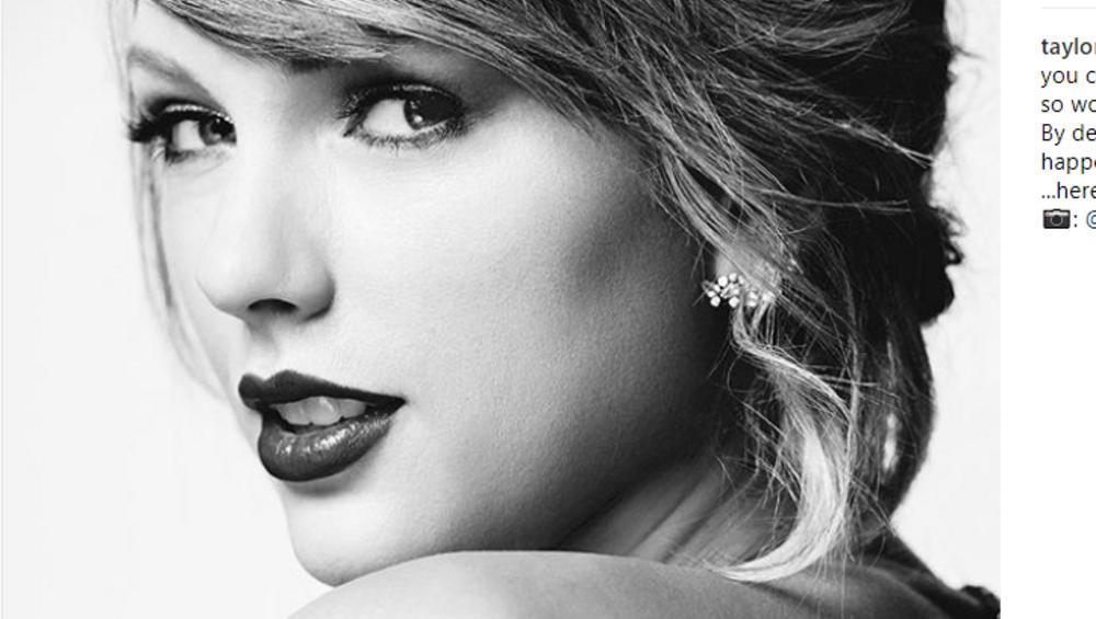 Taylor Swift: pierwsze zdjęcie z planu Cats!