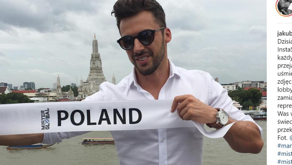 Jakub Kucner – Mister Polski 2017 [WIEK, DZIEWCZYNA, INSTAGRAM]