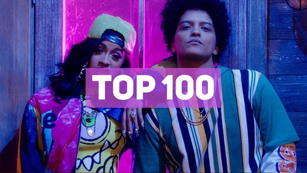 ULUBIONA 100 roku 2018  - jaka piosenka była najpopularniejsza?
