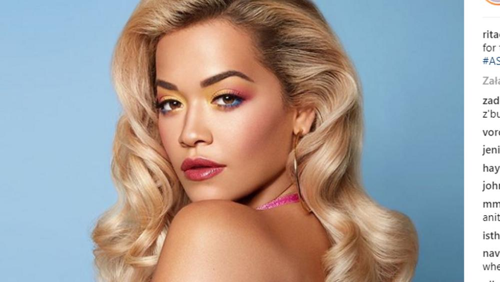 Rita Ora: ROMANS z Beckhamem! Co na to Victoria?