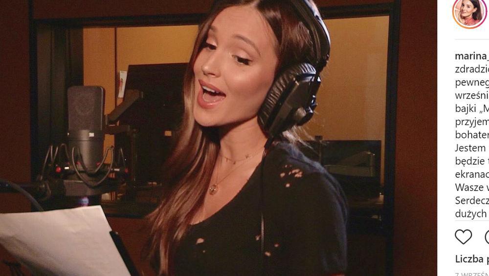 Marina Łuczenko śpiewa THANK U, NEXT Ariany Grande! Posłuchajcie