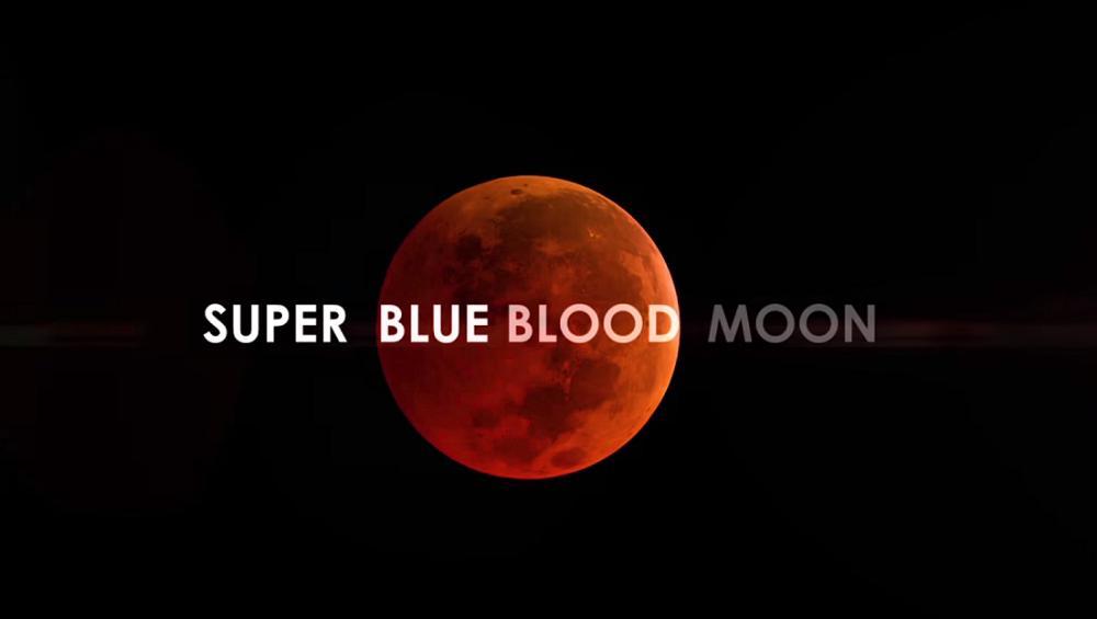 Krwawy Superksiężyc 2019: kiedy i gdzie go zobaczymy?