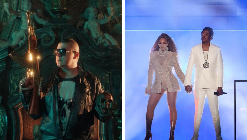 Donatan wyśmiewa Beyonce i Jaya-Z i zarzuca im hipokryzję. Ma rację?