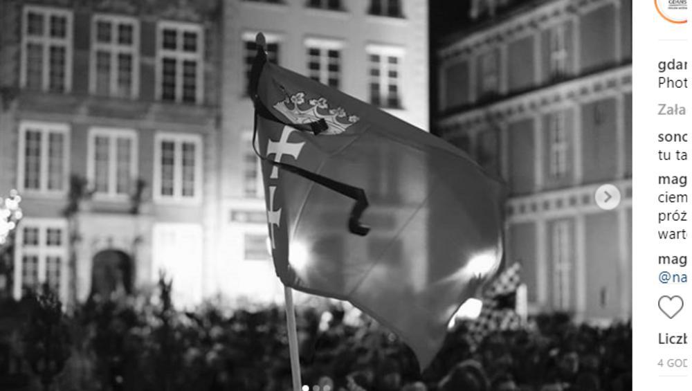 Gdańsk żegna swojego prezydenta piosenką Sound of Silence. Wzruszające video