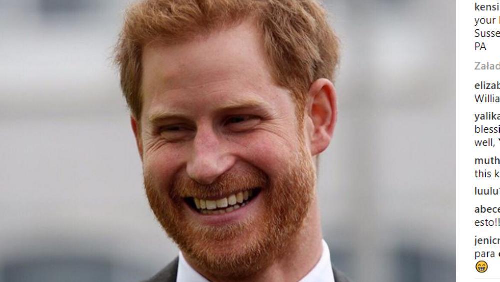 """Książę Harry był zakochany w dużo starszej aktorce?! """"Miał na jej punkcie obsesję"""""""