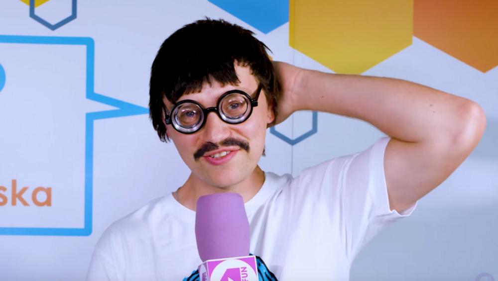 Cyber Marian o chorobie. Dlaczego wsparł akcję Movember?