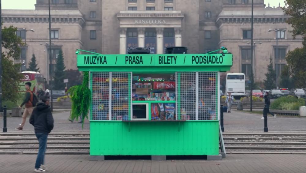 Małomiasteczkowy kiosk Podsiadło sprzedany! Ile zapłaci zwycięzca aukcji?