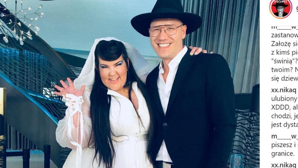 Gromee i Netta w duecie! Wystąpią na Eurowizji?