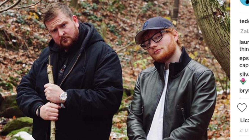 Ed Sheeran na wakacjach w Polsce! Jakie miejsca odwiedził?