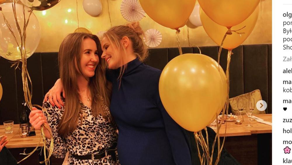 Olga Kalicka: poród tuż, tuż! Aktorka pokazała urocze baby shower