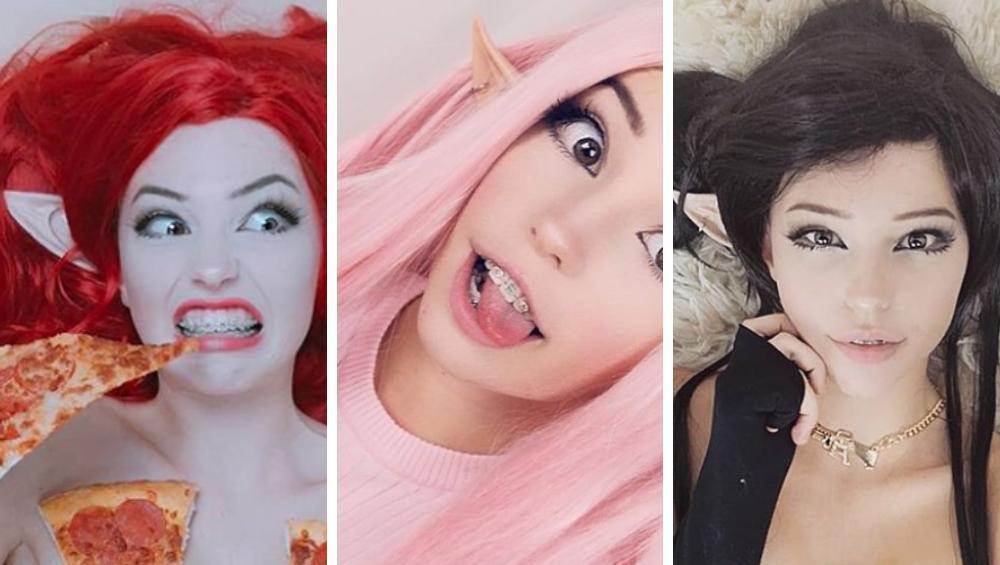 19-latka robi karierę w internecie, bo wygląda jak ELF!