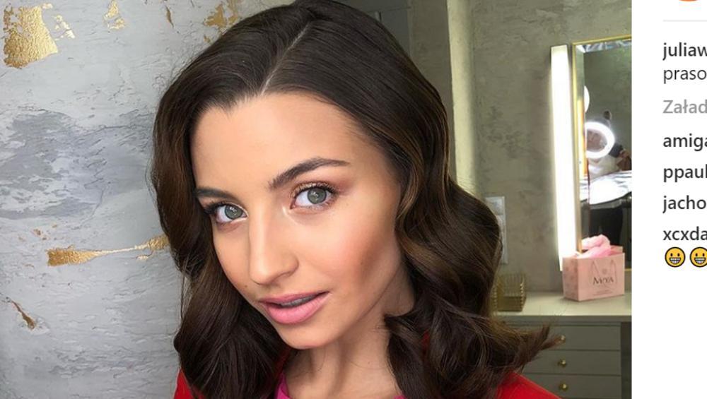 Julia Wieniawa pokazała DM-y z Instagrama #stopnienawiści