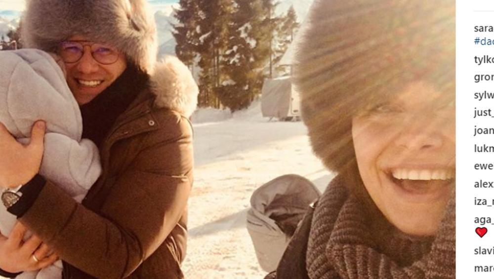 Gromee i Sara Chmiel cieszą się rodzicielstwem. Piękne zdjęcia