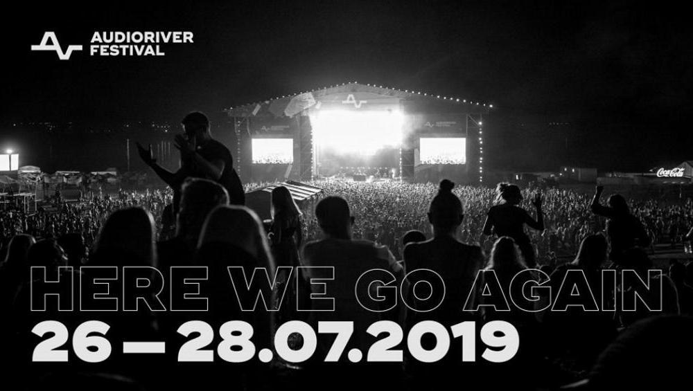 Audioriver 2019: pierwsi artyści ogłoszeni! Kto wystąpi?