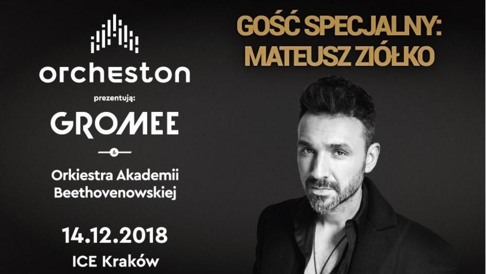 Orcheston: Mateusz Ziółko gościem specjalnym! Co zaśpiewa?