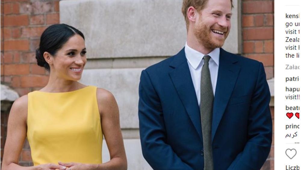 Imię dla royal baby już znane? Chyba nie jest zaskoczeniem