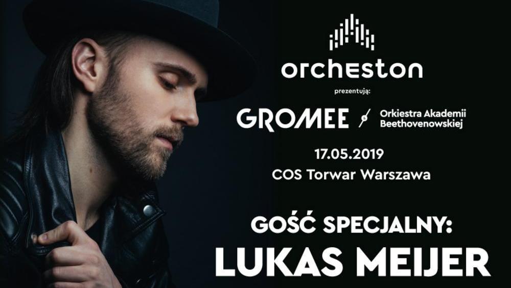 Lukas Meijer kolejnym gościem Orchestonu w Warszawie! [DATA, MIEJSCE, BILETY]