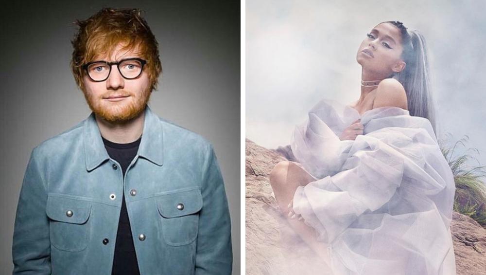 Ariana Grande i Ed Sheeran: ich piosenki ZAKAZANE w Indonezji! Dlaczego?