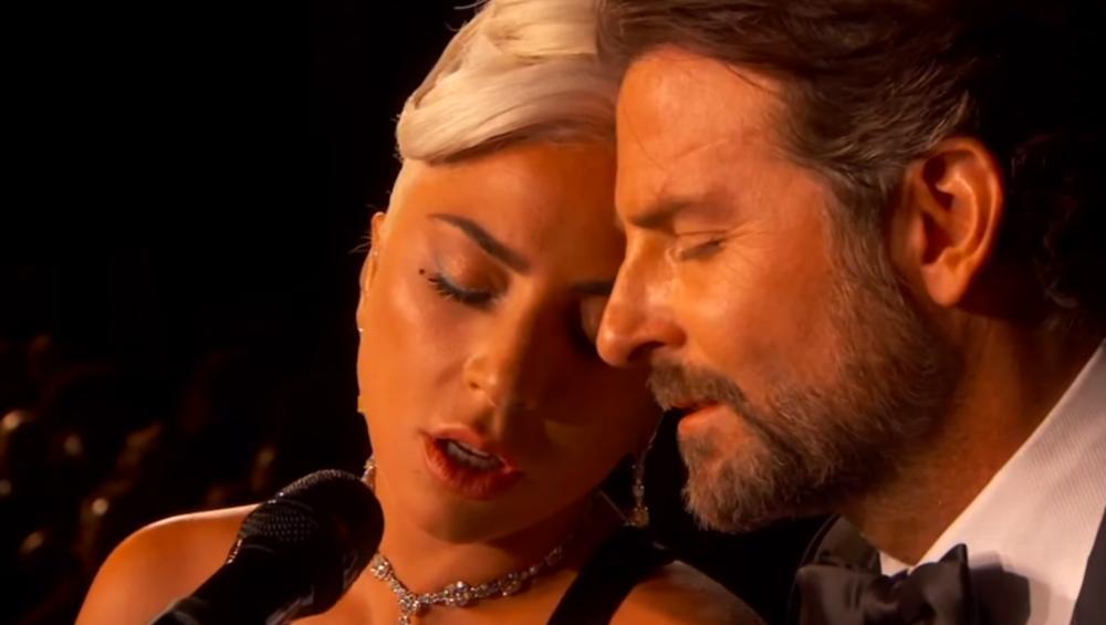 Oscary 2019: Shallow na żywo! Gaga i Cooper przesadzili?