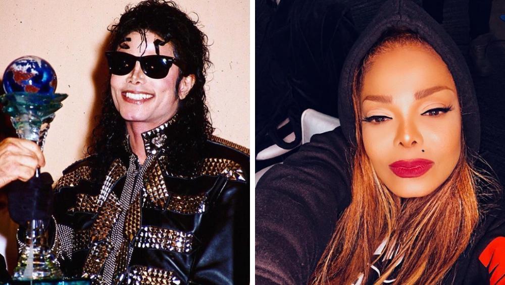 Janet Jackson nie chce bronić brata. Skandal po premierze Leaving Neverland